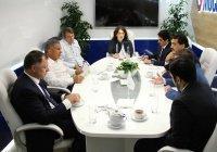 Минниханов обсудил развитие общественных пространств с катарским министром