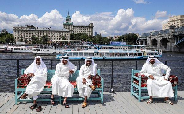 Катарцы побили рекорд расточительности на ЧМ-2018.
