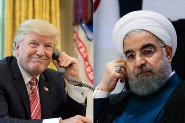 Иран насчитал восемь просьб Трампа овстрече сосвоим президентом