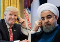 СМИ: Трамп восемь раз просил о встрече с Роухани