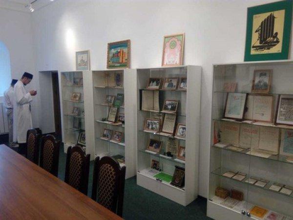 Музей Валиуллы хазрата Якупова.
