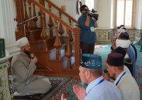 Муфтий РТ встретился с делегатами Форума татарских религиозных деятелей