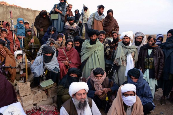 Талибы не отказывались от совершения терактов.