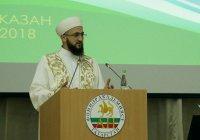 Муфтий РТ возглавил одну из секций Форума татарских религиозных деятелей
