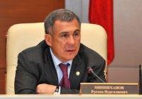 Президент РТ принимает участие в работе Форум татарских религиозных деятелей