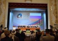 В Казани проходит VII Внеочередной съезд Всемирного конгресса татар