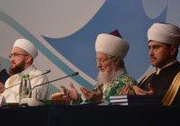 В Казани открылось пленарное заседание Всероссийского Форума татарских религиозных деятелей