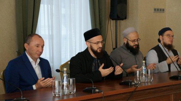 Камиль Самигуллин на открытии Форума.
