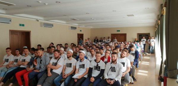 Муфтий РТ открыл VI Фестиваль мусульманской молодежи