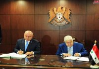 Южная Осетия и Сирия установили дипотношения