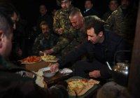 Башар Асад встретится с родными погибших в Сирии российских военнослужащих