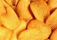В США из-за чипсов загорелся завод
