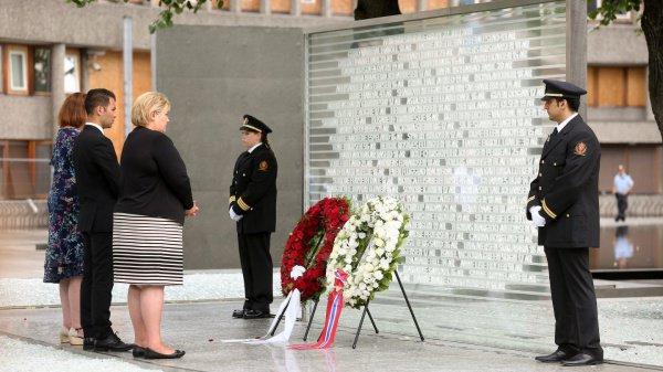 В Норвегии отметили очередную годовщину терактов 2011 года.