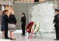 В Норвегии открыли памятник жертвам Брейвика