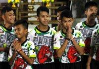Спасенные из затопленной пещеры таиландские школьники ушли в монастырь