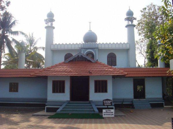 Мечеть, построенная при жизни Пророка Мухаммада (мир ему)