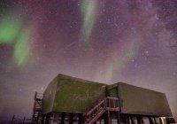 Объяснено таинственное явление над Антарктидой