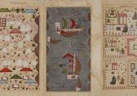 Уникальный путеводитель паломника, составленный в 1676 году в Индии
