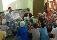 Камиль Самигуллин встретился с юными мусульманами