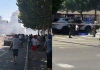 Стали известны подробности взрыва в Пекине