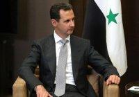 Башар Асад сравнил войну в Сирии с ВОВ