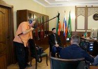 Муфтий рассказал об исламе в Татарстане кинематографистам из Болгарии