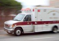 В США мужчина из-за жары украл машину скорой помощи