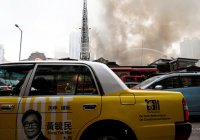 В Китае турист случайно заплатил за такси 100 раз