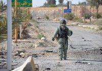 МЧС России займется разминированием Сирии