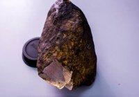 Новый минерал нашли в метеорите, упавшем в Бурятии