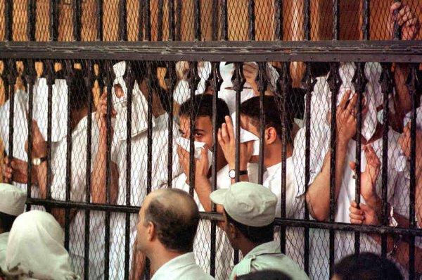 """В Египте продолжаются суды в отношении """"Братьев-мусульман""""."""