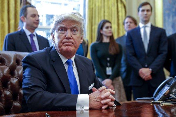Трамп раскритиковал американские миграционные законы.
