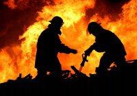Робот-кентавр спасет людей из пожара (ВИДЕО)