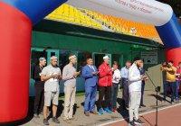 Казанские имамы во главе с муфтием РТ сдали нормы ГТО