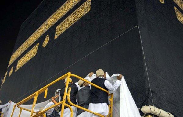 В Саудовской Аравии готовятся к сезону Хаджа.