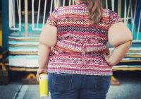 Ожирение является причиной возникновения 12 видов рака