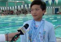 10-летний пловец из США побил рекорд Майкла Фелпса