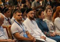 Муфтий РТ принял участие в открытии VIII Всемирного форума татарской молодежи