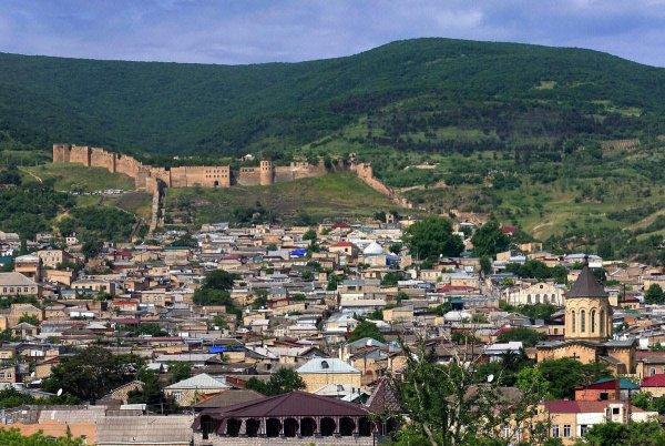 История города Дербент