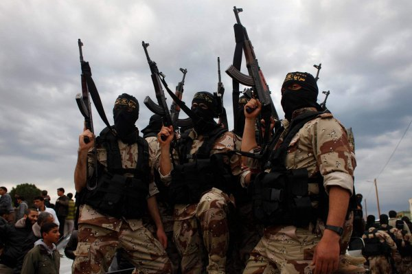 США обвинила Россию в поддержке терроризма