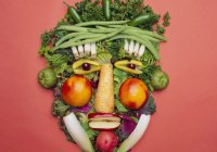 Стало известно количество вегетарианцев в России