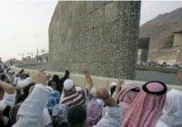 Почему паломники бросают камни в Джамарат?
