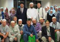 Муфтий Татарстана проводил первую группу паломников в хадж