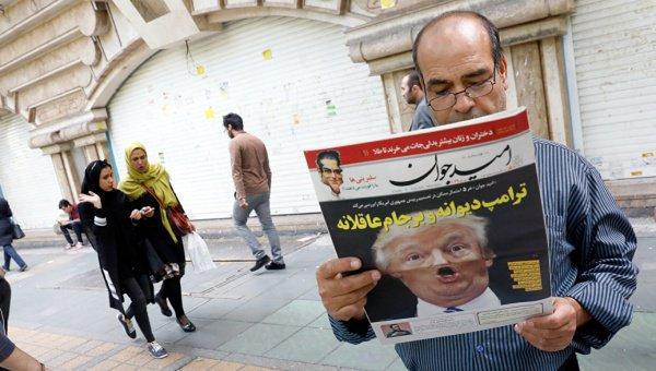 США восстановили санкции в отношении Ирана.