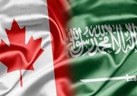 Дипломатический скандал разразился между Саудовской Аравией и Канадой