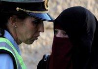 В Дании мусульманку впервые оштрафовали за никаб