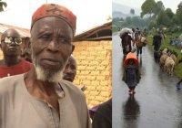 Президент Нигерии наградил имама, спасшего 300 христиан