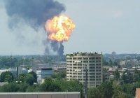 Мощный взрыв прогремел в итальянской Болонье