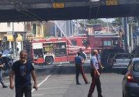 Число пострадавших в результате взрыва в Болонье приближается к 100 человек