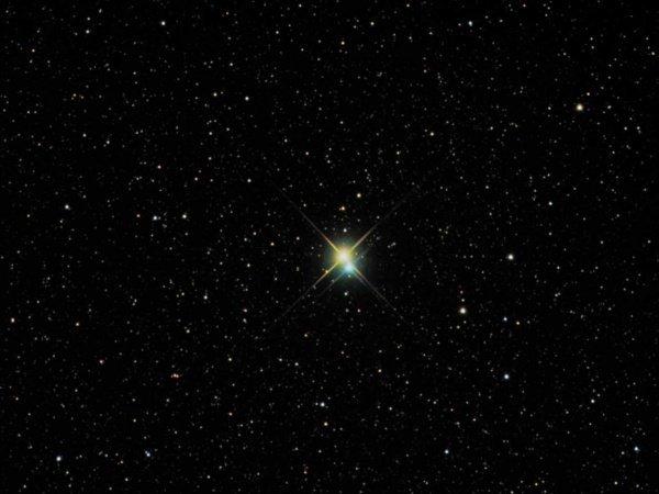 Астрономы нашли звезду посредством большого телескопа LAMOST